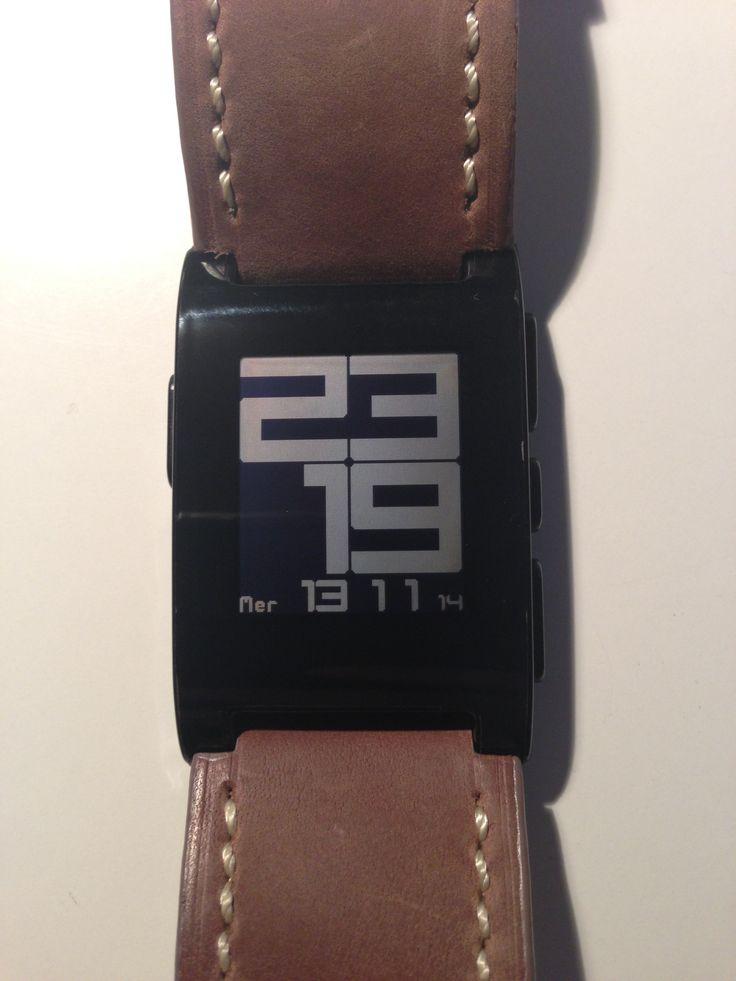 Pebble Apps - Clock faces for Pebble Smartwatch