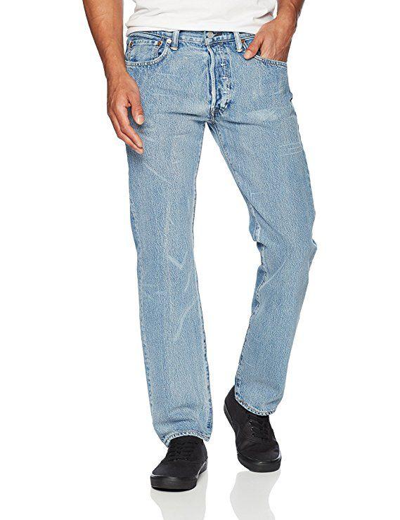 10cd08b557aded Levi's Men's 501 Original-Fit Jean, Queens Keep-Warp Stretch, 34W x 32L at Amazon  Men's Clothing store:|Men's fashion|men's fashion ca…