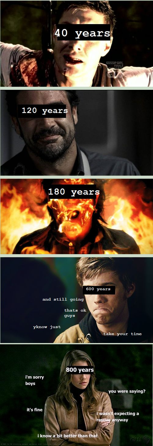Years in Hell: 1 month on heart=10 years in hell Has anyone else wondered if Bela is a demon yet?