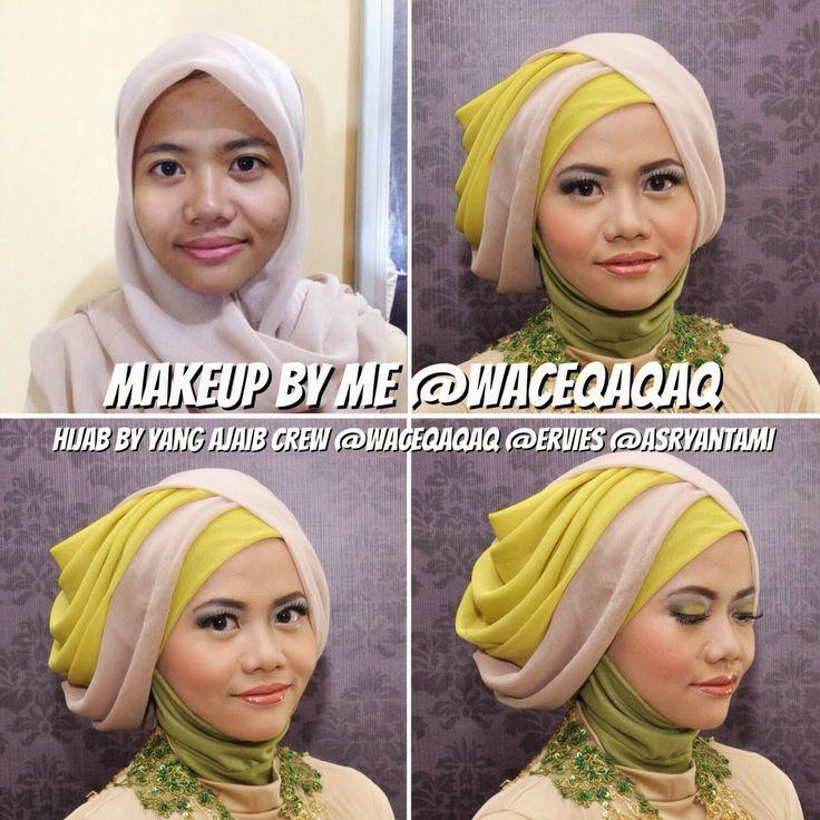layer Hijab