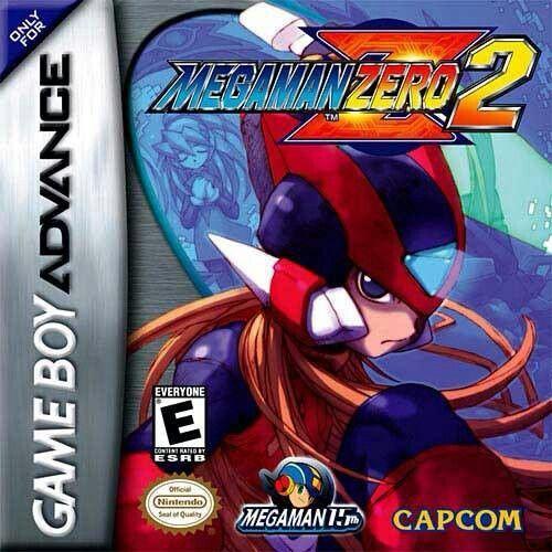 One of the best series ever: Megaman Zero