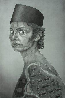 Landlocked, 2008 by Nadiah Bamadhaj
