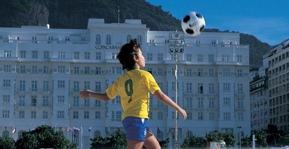 Just Back From Brazil; Orient Express Copacabana Palace + Fasano Rio de Janeiro + Pinta dos Ganchos | ILTM Events - July 2013