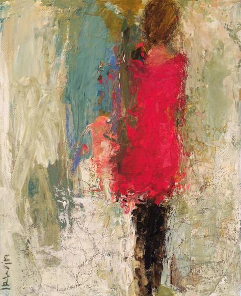 Holly Irwin - Cuadros Figurativos | Pintura Figurativa