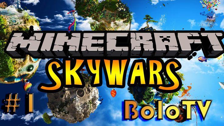 Minecraft PL - Lamienie w Skywars #1