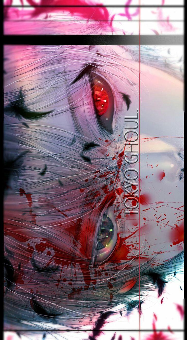 Mi querido Kaneki Ken de Tokyo Ghoul.