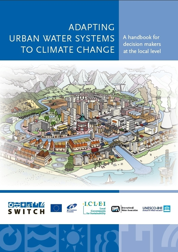 IWA - Adapting urban water systems to climate change