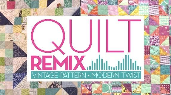 Check out the preview of Quilt Remix, a new www.qnntv.com/ FREE video series with host Kelly Bowser. Traditional designs with multiple modern updates and ideas for quilting - what could be more fun?   Sponsored by Baby Lock USA, TinLizzie18 Long Arm Quilters, Ink & Arrow Fabrics, Madeira Thread, Oliso, RNK Distributing/Quilters Select, and Koala Studios