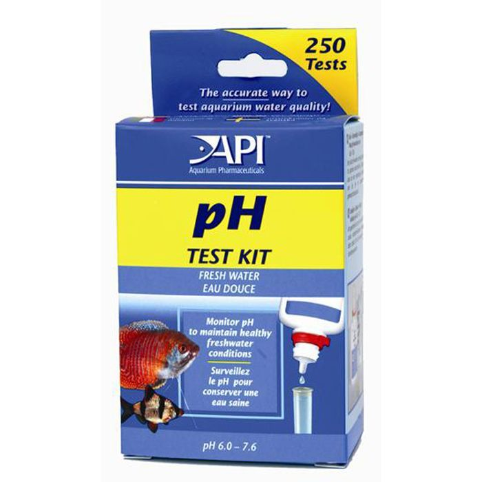 API Freshwater Mini P.H Test Kit.