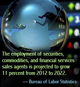 Fact about employment of sales agents !! http://www.stockbroker-career.com/