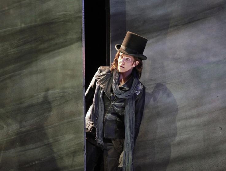Bellini - I Capuleti e i Montecchi. Joyce DiDonato (Romeo). Photo by Cory Weaver. San Francisco Opera 2012