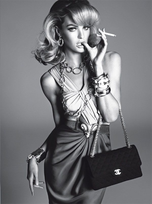 i want candy | Candice Swanepoel | Vogue Italia February 2011  #fashion #photography by Steven Meisel