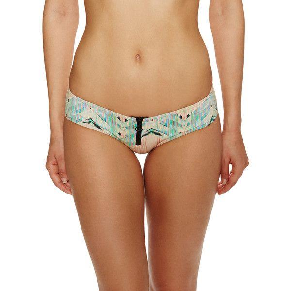 Tavik Swimwear Women's Irene Boyshorts Bikini Bottom - Yellow - Size... ($39) ❤ liked on Polyvore featuring swimwear, bikinis, bikini bottoms, yellow, boy shorts swimwear, swimsuit tops, bottom bikini, boy short bikini and boy shorts bikini bottom