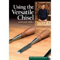 Using the Versatile Chisel with Jeff Miller (Digital Download) | ShopWoodworking