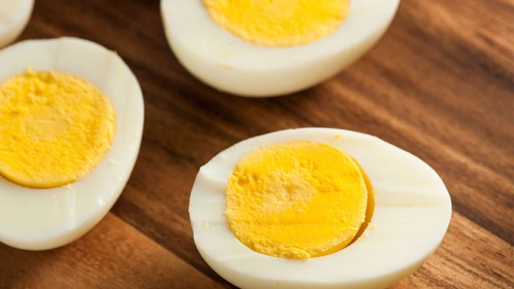Eat the whole egg to get the protein and the fat.--'Biggest Loser' trainer Bob Harper's 9 rules for eating