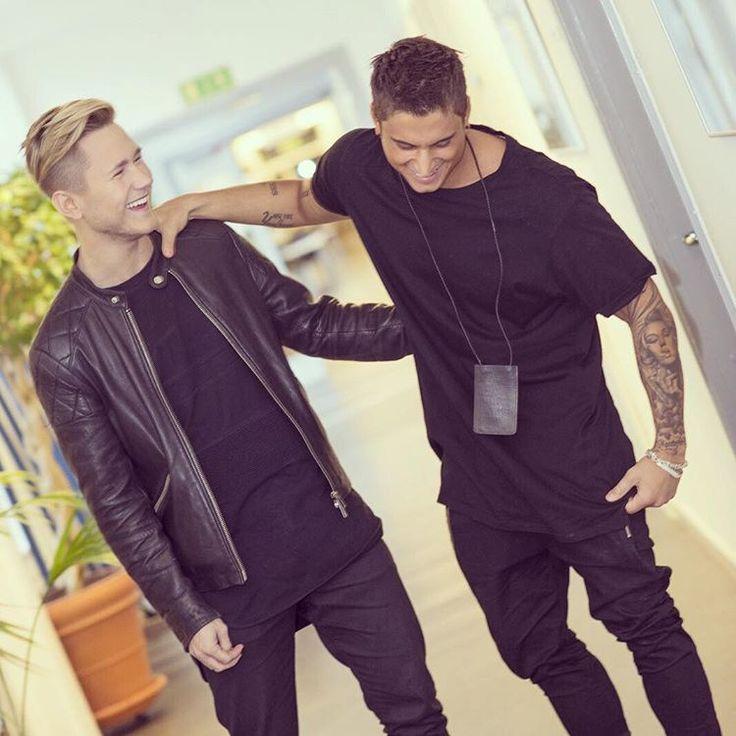 Deltävling 1: Göteborg ✨ Bada nakna - Samir och Viktor ✨  Låtskrivare: Fredrik Kempe, David Kreuger, Anderz Wrethov  #melfest