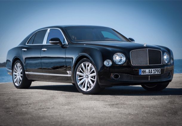 10 Top Luxury Car Brands BENTLEY MULSANNE