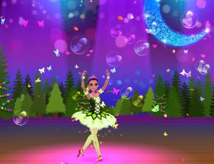 Let´s Play Pretty Ballerina Ballet Dreams | Android Childrens Games