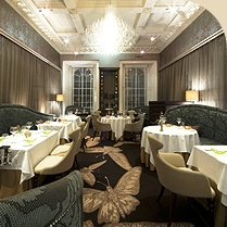 21212, Castle Terrace, Edinburgh - relaxing, beautiful and delicious.