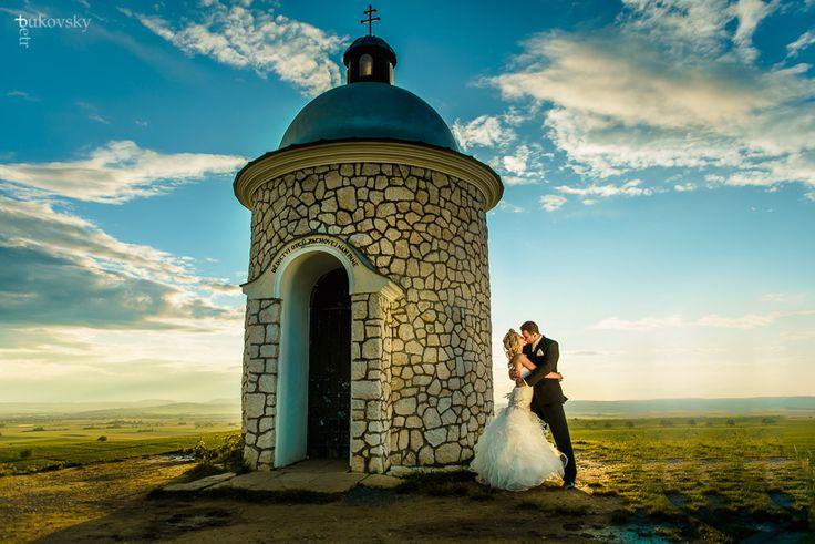 Svatební fotografie Hradištěk Velké Bílovice