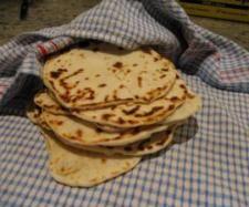 Recipe Tortilla Wraps by moreta - Recipe of category Breads & rolls
