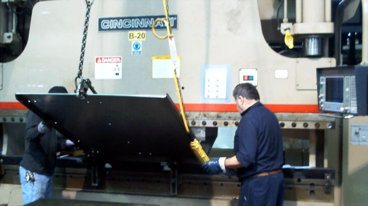 Best Cnc Press Brake Forming At Steeltec Products Able To Make 640 x 480