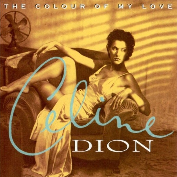 The Colour of My Love Album Cover