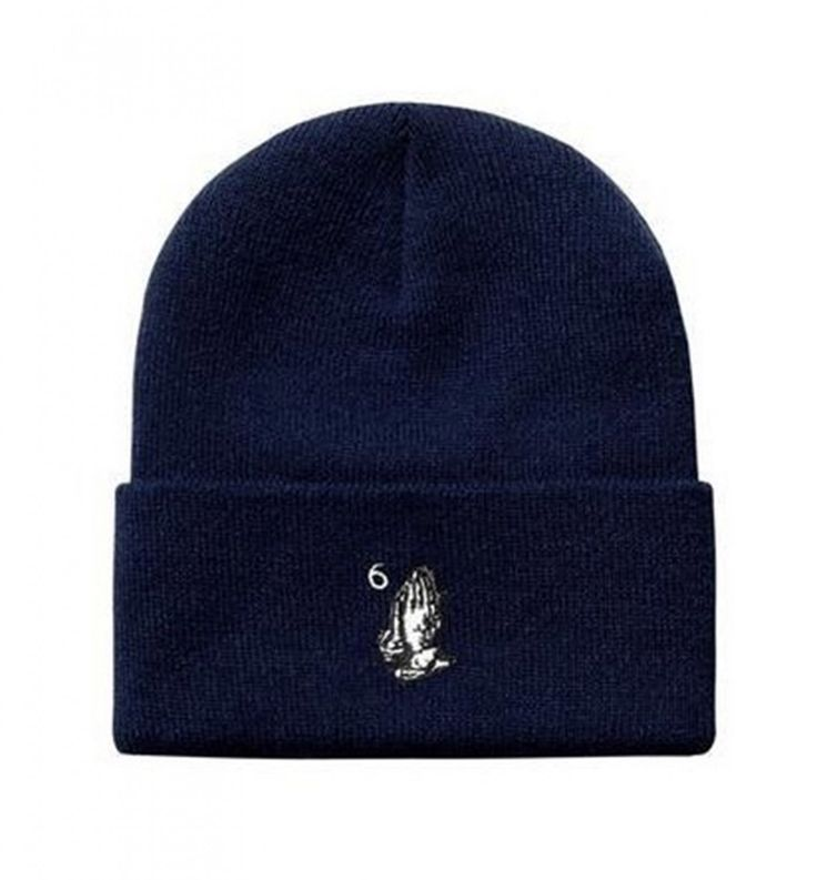 Drake+6+god+pray+ovo+october+beanie+cap+Fashion+cap+ian+connor+Brand+Hip-Hop+Hats+Beanies+4