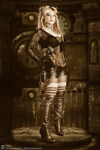 Steampunk | Third picture from my steampunk shoting with Nyc… | Flickr