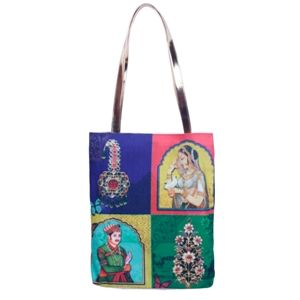 Bejeweled Collage #Totebag #Bags #Fashion #Accessories