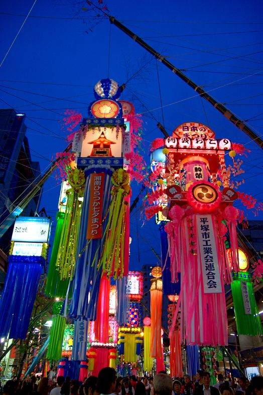 tanabata matsuri in japan