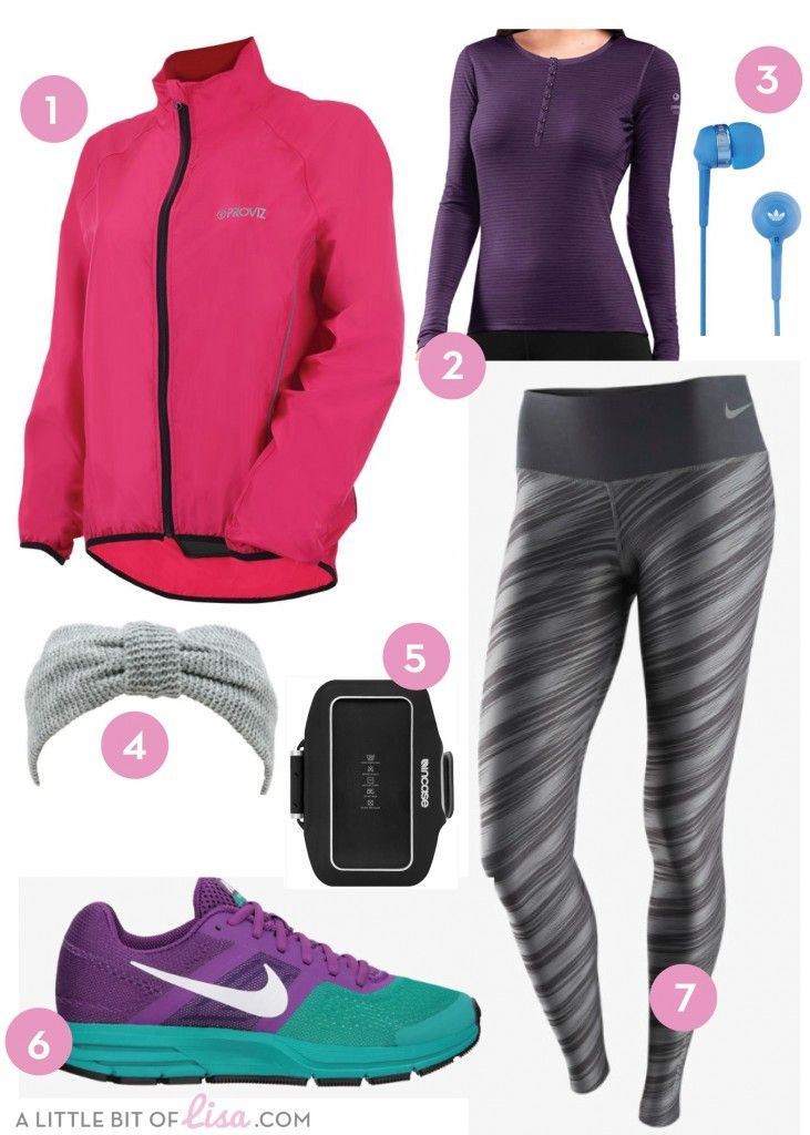Winter fitness style: Three babe'n outfits to get you motivated in the cold - A Little Bit Of Lisa