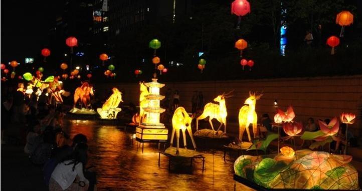 [더콘테스트] 석가탄신일 기념! 연등 사진전 - 종로 연등축제!!