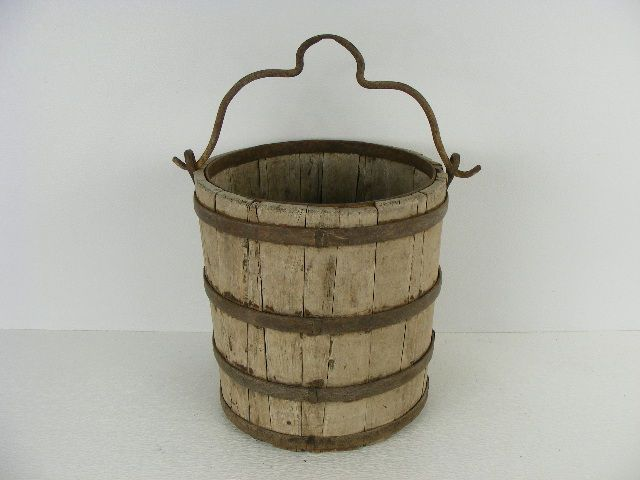 1000 images about wooden buckets vintage on pinterest