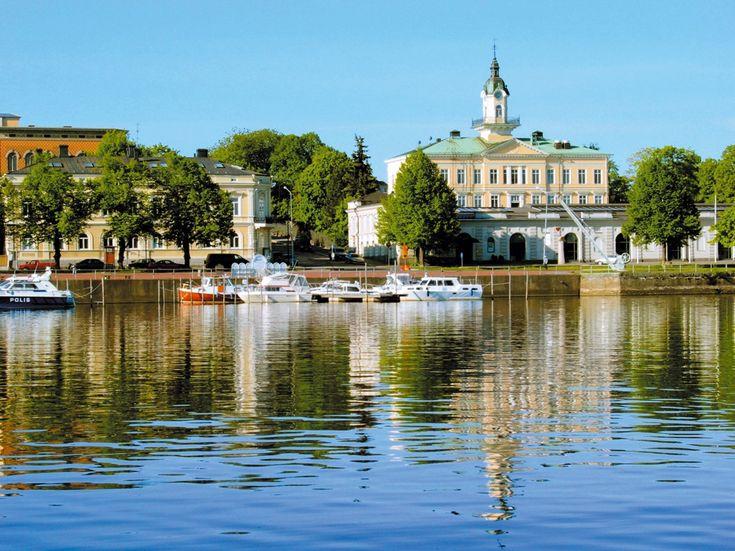 Pori Eteläranta, Finland