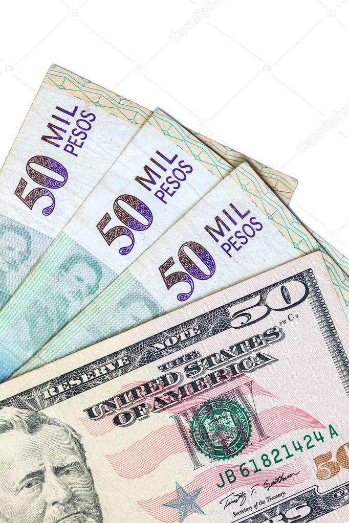 Colombian Peso In 2019