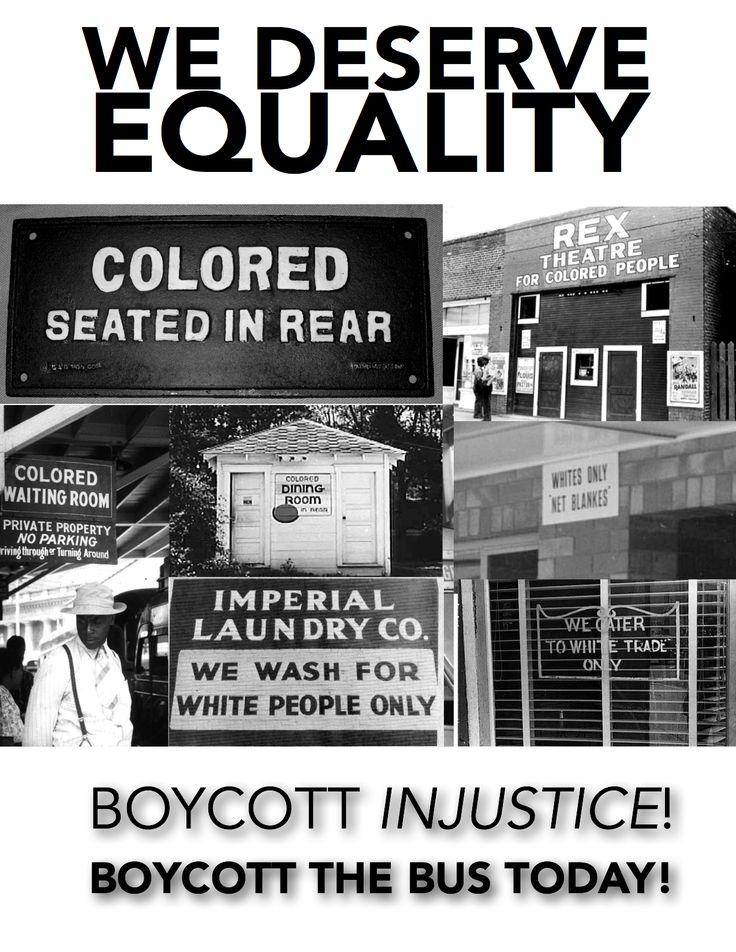 Montgomery Bus Boycott | Machine Mean