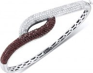 14KT White Gold Carat (ctw) Fashion Ladies Brown Diamond Bracelet 2.53 $2,294.00 who wants to buy this for me LOL!