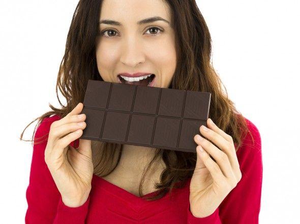 Vuoi dimagrire? Prova con il cioccolato extra-fondente!, 18/5/2015