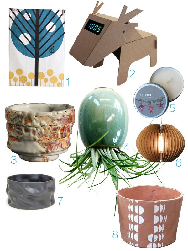 GIFT GUIDE For Eco Conscious Design Lovers