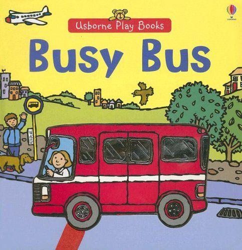 Busy Bus (Play Books) Brand: Usborne Books