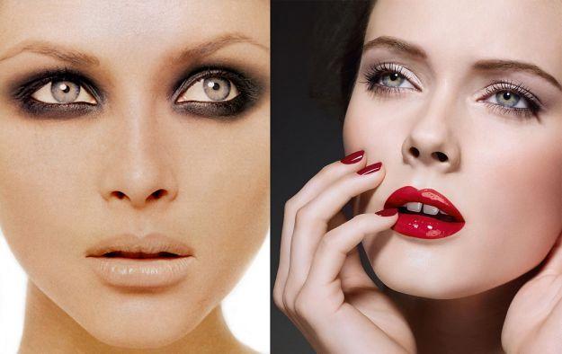 Модный макияж для нависшего века ::: onelady.ru ::: #makeup #eyes #eyemakeup