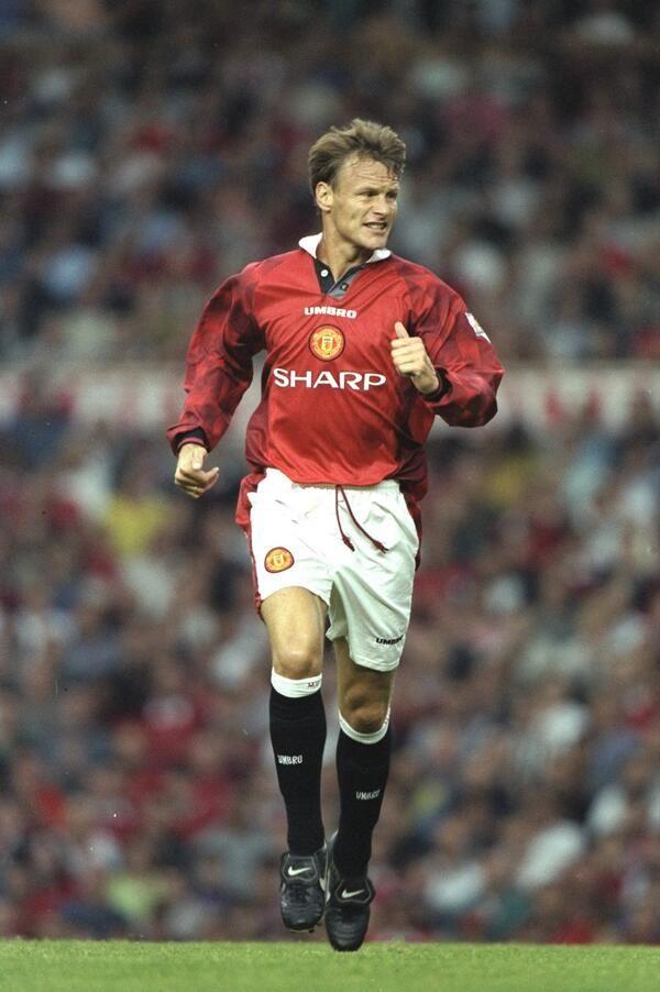Teddy Sheringham: 1997.