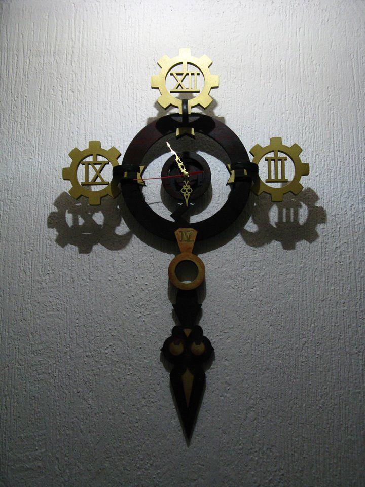 Steampunk Clock.