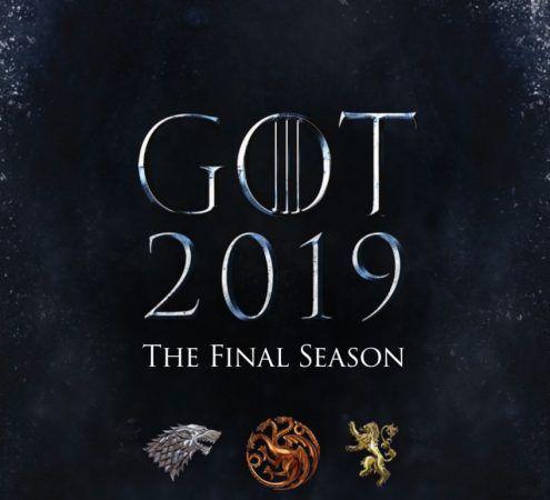 L'affiche confirme que la saison 8 ne sera pas diffusée avant 2019. Les fans vont donc devoir encore être très patients avant la suite de la série…