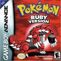 Pokemon Ruby Version GBA  http://www.cheapgamesshop.com/pokemon-ruby-version-gba/