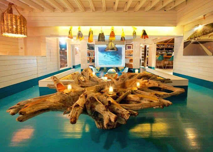 House of Turquoise: The Surf Lodge - Montauk, NY