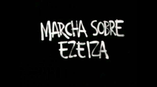 """""""MARCHA SOBRE EZEIZA"""" EL DOCUMENTAL DEL DIA DE LA MILITANCIA. VIDEO    17/11/1972: UNICAS IMAGENES DE- LA MARCHA SOBRE EZEIZA-VIDEO DE CARLOS NINE El gran maestro ilustrador y dibujante Carlos Nine contaba que cuando se hizo la película tenía 29 años militaba en la Juventud Peronista y junto al ya fallecido Enrique Garciarena que cruzó no una sino tres veces el río Matanza con una Súper 8 a cuestas. -Mucha gente no podía caminar dejaba los zapatos clavados en el barro y seguía descalza…"""
