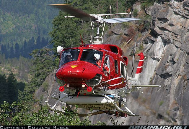 Wildcat Helicopters Bell 212