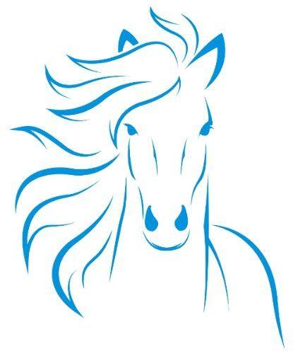 New Wandtattoo Pferd x von mldigitaldesign